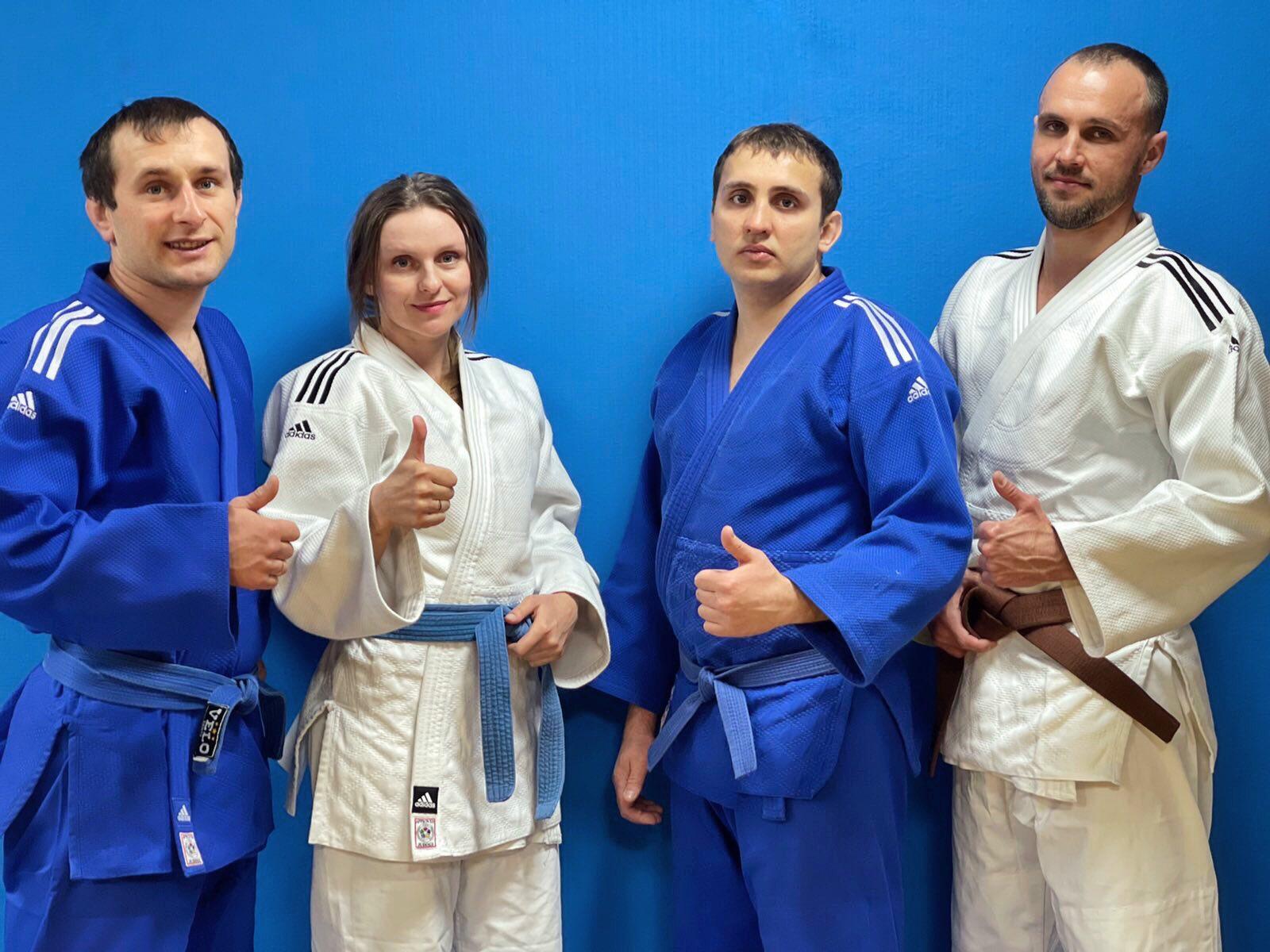 тренеры спортивной секции дзюдо в Сумах